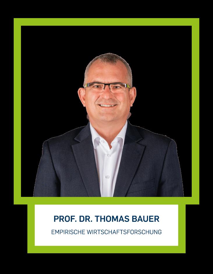 Prof. Dr. Thomas Bauer