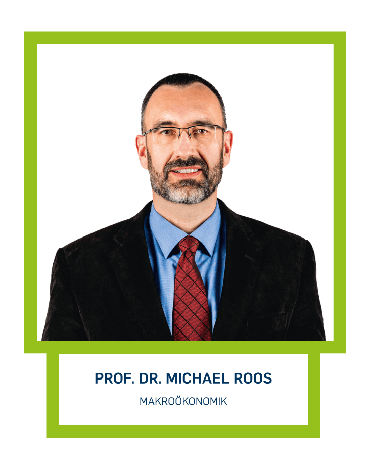 Prof. Dr. Michael Roos - Makroökonomik